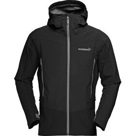 Norrøna Falketind Windstopper Hybrid Jacket Men caviar
